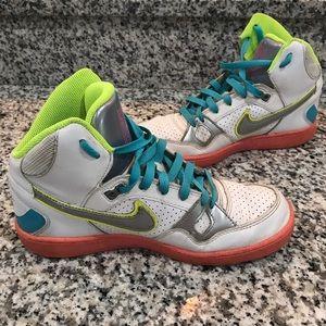 Women's Nike Force High Top Sneaker